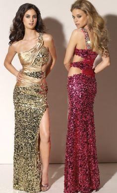 Flaunt One Shoulder Sequin Prom Dress 91131 by Mori Lee