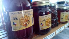 Old Gruene Market Days Local Honey, Honest Tea, Pure Products, Marketing, Drinks, Bottle, Drinking, Beverages, Flask