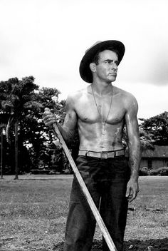 Montgomery Clift's Academy Award® nominated performance as 'Pvt. Robert E. Lee Prewitt' in From Here to Eternity (1953)