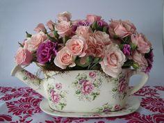 Florerías, arreglos florales...nuevas tendencias.