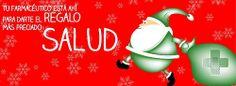 Vía DiSalud Navidad: Los Farmacéuticos regalan Salud, Cartel Micof