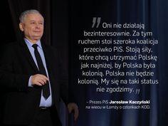 cytaty tygodnia - Kaczyński