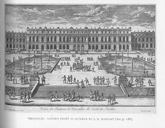 Versailles, garden front (Mansart design)