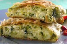 Pita Recipes, Quiche Recipes, Cookbook Recipes, Greek Recipes, Appetizer Recipes, Vegetarian Recipes, Cooking Recipes, Greek Meals, Greek Spinach Pie