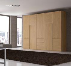 Egelasta · OPEN CUARTA 203 · Mueble · Moderno · Armario · Puertas batientes · Madera · Roble Natural