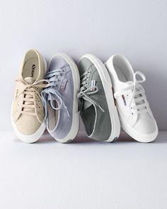 Superga Cotu Classic Tennis Sneakers--like the gray/blue!