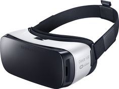 Samsung Galaxy VR gear is a virtual reality goggles that allow you to interact with things like dinosaurs even to interacting with epic battles.