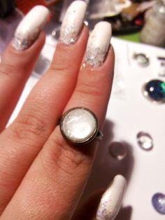 Cabochon Jewelry - 10 lei Romania, Handmade Jewelry, Silver Rings, Crafts, Manualidades, Handmade Jewellery, Jewellery Making, Handmade Crafts, Diy Jewelry