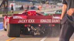 Jackie Ickx Ferrari 512S