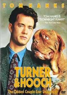 Turner and Hooch DVD ~ Tom Hanks, http://www.amazon.com/dp/B00005T7HZ/ref=cm_sw_r_pi_dp_r2v8pb1FGN079