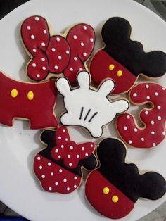 Mickey e Minie 1
