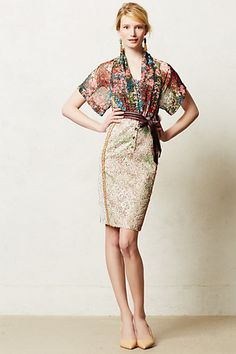 Lana Dress #anthropologie
