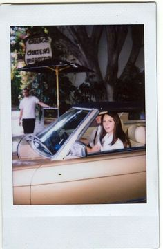 Lana kiss me in your chevrolet.