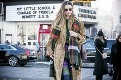 They Are Wearing: New York Fashion Week Fall 2015 | WWD