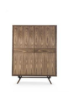 unique wooden furniture designs. IRON HIGH Design Giovanna Azzarello Unique Wooden Furniture Designs I