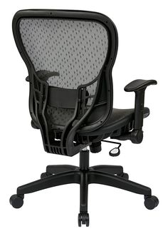 office chair with adjustable arms no wheels 12 best space seating 529 series chairs images desk deluxe r2 spacegrid back and seat flip lumbar seatingoffice chairsoffice