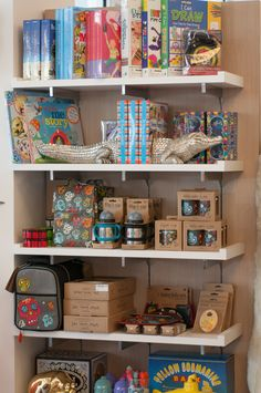 Plenty of toys, books and trinkets to choose from at Etc. Cafe & Gifts | The Seagate Hotel & Spa | 1000 E. Atlantic Ave, Delray Beach, FL 33483 | www.TheSeagateHotel.com