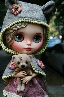Cihui dolls