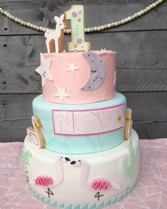 Sommige mensen zijn een ster in taarten bakken. Ik ben dus niet zo'n persoon. Daarom zocht ik mooie taarten inspiratie voor je op!