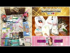 HUGE Michaels Haul! Washi & Glamour Collection! | GimmeMyStickers - YouTube