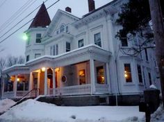 Assonet Inn, Assonet MA (Freetown) is housed in a beautiful Victorian home and features some very good comfort foods. http://www.visitingnewengland.com/Assonet-Inn-MA.html