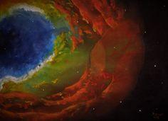 Stellar Nursery Series/ Iris - LA Short