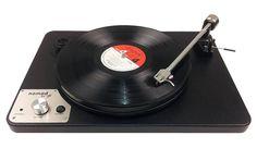VPI Nomad Turntable, Ortofon 2M Red Cartridge, Headphone Amp & Phono Stage