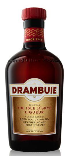 Historien om Drambuie