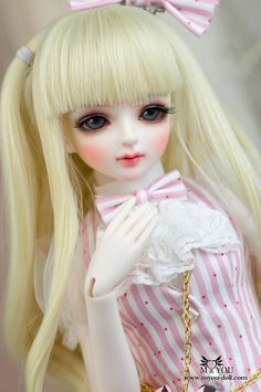 Verna, 44cm MYOU Doll Girl - BJD Dolls, Accessories - Alice's Collections