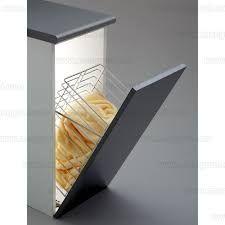 Resultado de imagen para canastos metalicos para muebles cocina