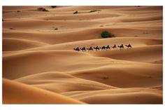 The Sahara Desert – Africa