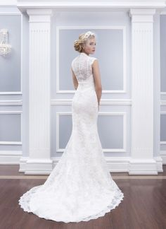 lilian west 2014 spring wedding gowns (6)
