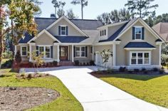 #655893 - Lovely 3 bedroom 4 bath traditional home with an open layout and views to the rear : House Plans, Floor Plans, Home Plans, Plan It at