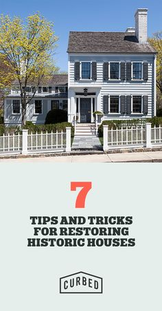 Steven Gambrel shares his secrets for restoring historic houses.