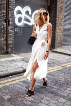 Summer Street Style Fashion