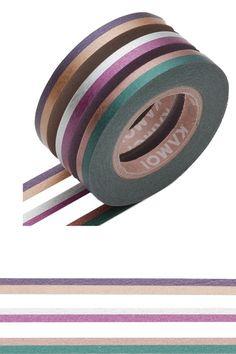 Masking-Tape slim, 2tone C Maskingtape