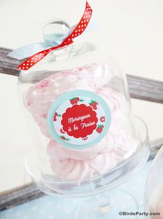 Strawberry themed summer party - ideal for birthdays or bridal showers!