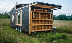 Luxurious off-grid h
