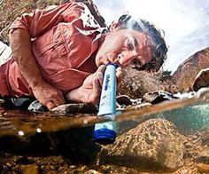 extraordinario Filtro de Agua Tipo Pajilla http://megainventos.com/?post_type=product&p=186