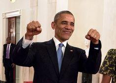 """Obama com acesso privilegiado à 6ª temporada de """"A Guerra dos Tronos"""""""