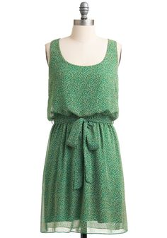 vibrantly verdant from modcloth