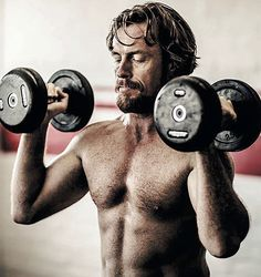 Toby Stephens for Men's Health South Africa