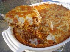 Ένα 'αλλιώτικο' παστίτσιο με κριθαράκι. Ένα ξεχωριστό, πεντανόστιμο και χορταστικό πιάτο για ένα φαγητό που θα εντυπωσιάσει με τη γεύση του όποιον το δοκιμ