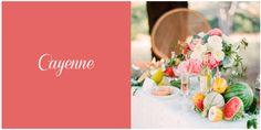Los colores para bodas en Primavera-Verano 2015. #wedding #tips #colors #theme #ebodas