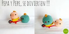 Amigurumi crochet lovers