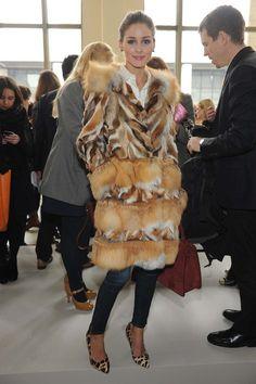 Style crush: Olivia Palermo.