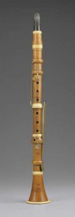 Clarinet in C about 1815 Hermann Wrede, active 1810–1857 London, England