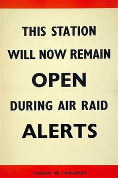 Forgotten London Underground posters - Telegraph
