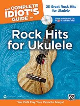 """This book and two CD combo is like having a friend show you how to play all your favorite songs on ukulele. You'll learn 25 classic songs by artists like Led Zeppelin, Green Day, Radiohead, Eagles, Cream, Pink Floyd, The Allman Brothers Band, Israel """"Iz"""" Kamakawiwo'ole, and many others. Each song is transcribed in full music notation and TAB, and comes with a lesson that contains tips, techniques, and information about the artist. #music #learnmusic #ukulele"""