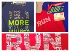 Running on the Fly: Drake Relays....13.1 miles of fun, challenges and ...